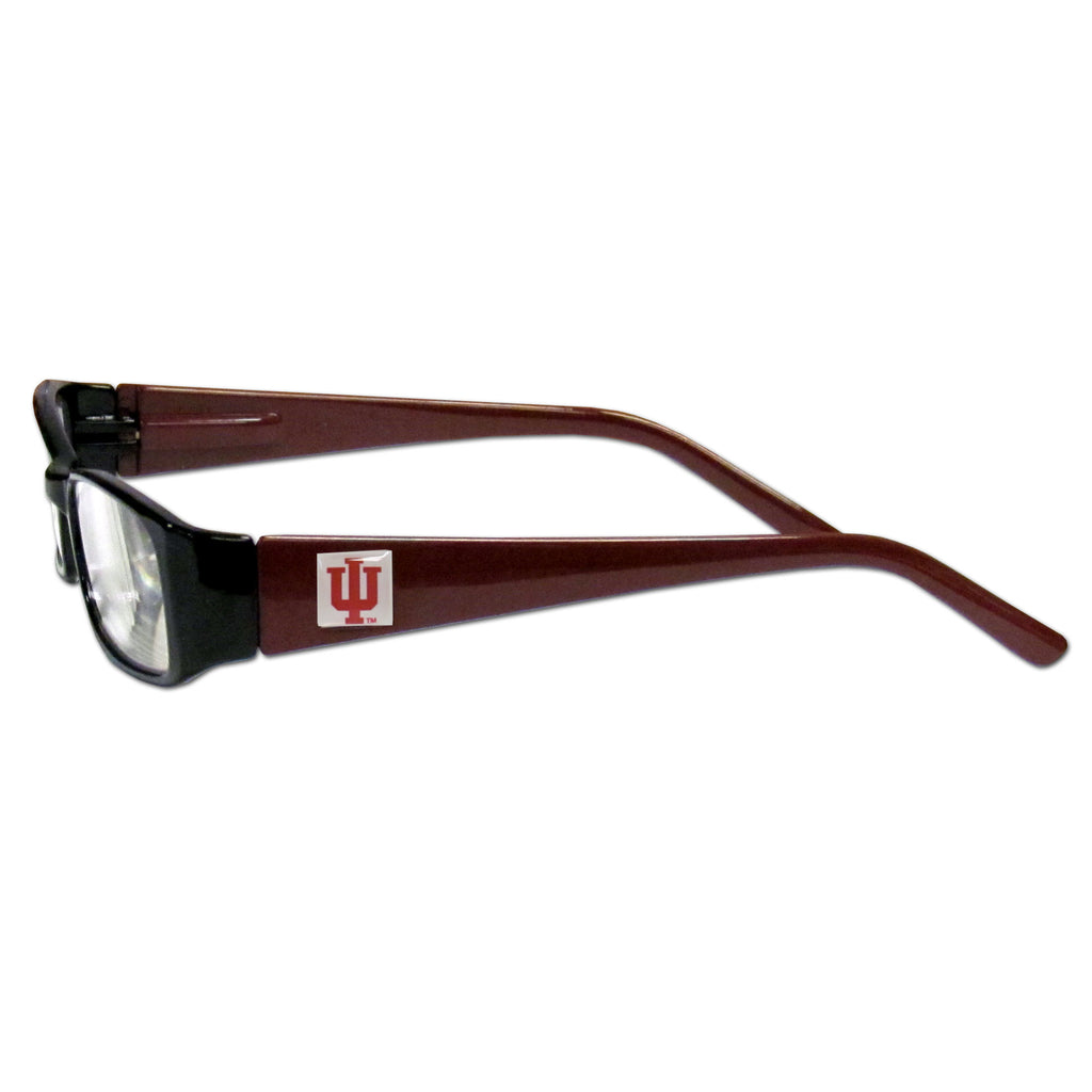Indiana Hoosiers Reading Glasses +2.25