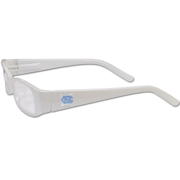 N. Carolina Tar Heels Reading Glasses +1.25