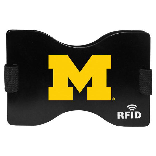 Michigan Wolverines RFID Wallet