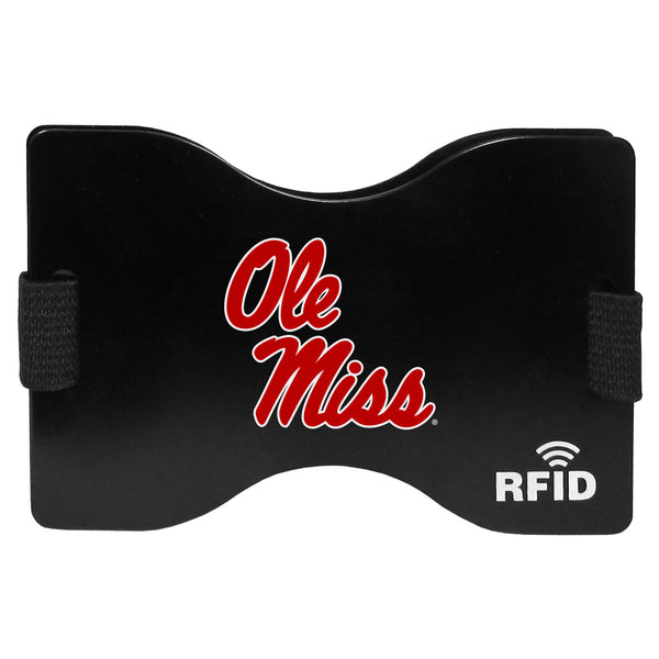 Mississippi Rebels RFID Wallet