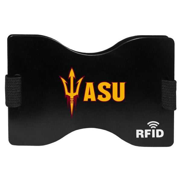 Arizona St. Sun Devils RFID Wallet