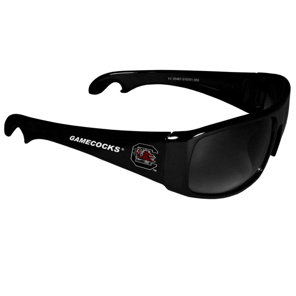S. Carolina Gamecocks Wrap Bottle Opener Sunglasses
