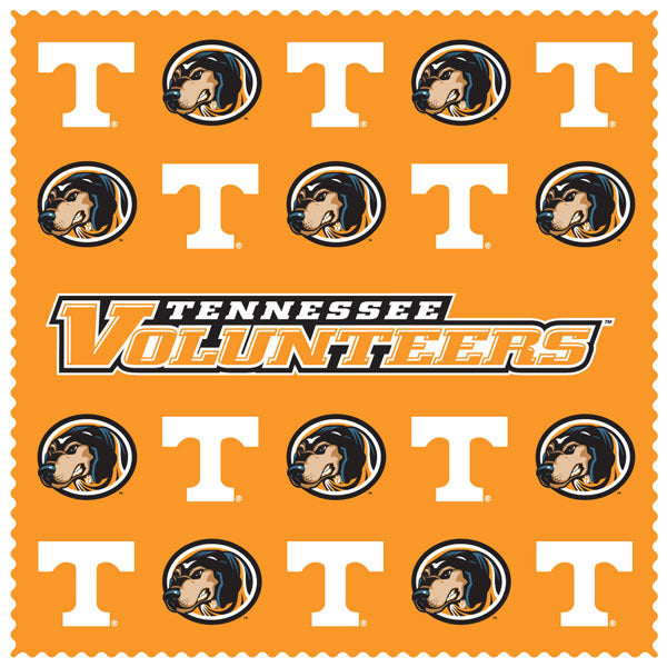 Tennessee Volunteers Microfiber Cleaning Cloth