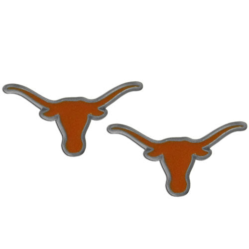 Texas Longhorns Stud Earrings