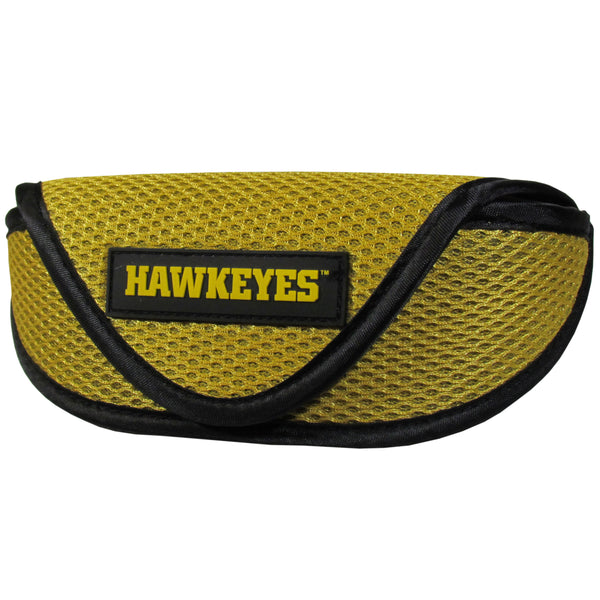 Iowa Hawkeyes Sport Sunglass Case