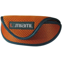 Miami Hurricanes Sport Sunglass Case