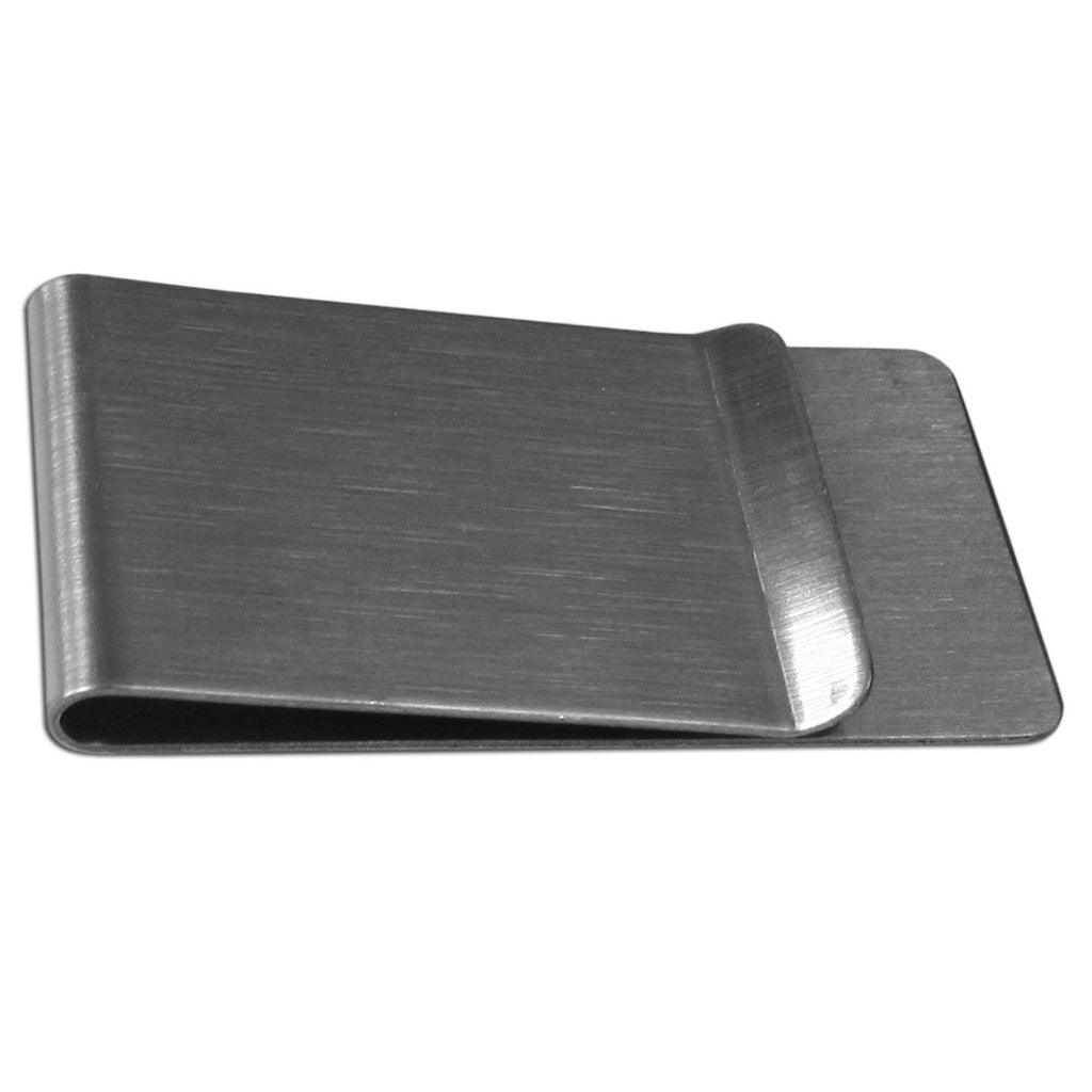 Ohio St. Buckeyes Steel Logo Money Clip