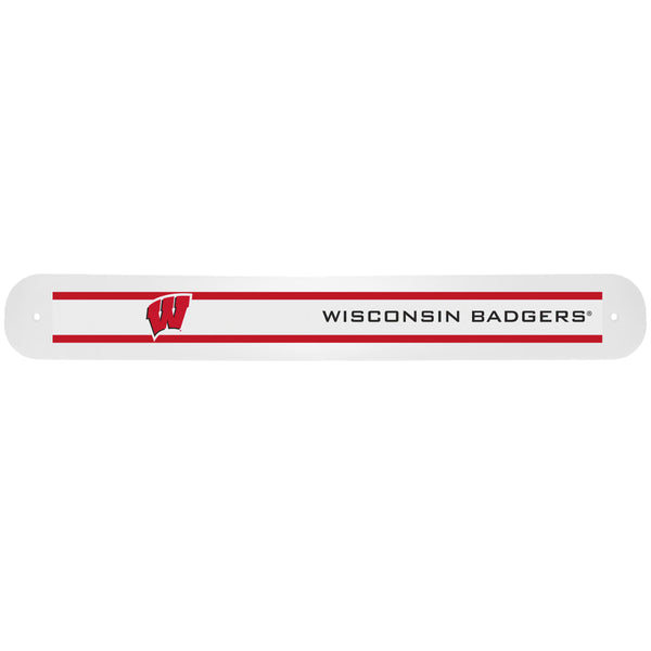 Wisconsin Badgers Travel Toothbrush Case
