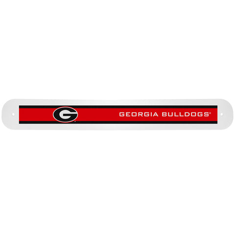 Georgia Bulldogs Travel Toothbrush Case
