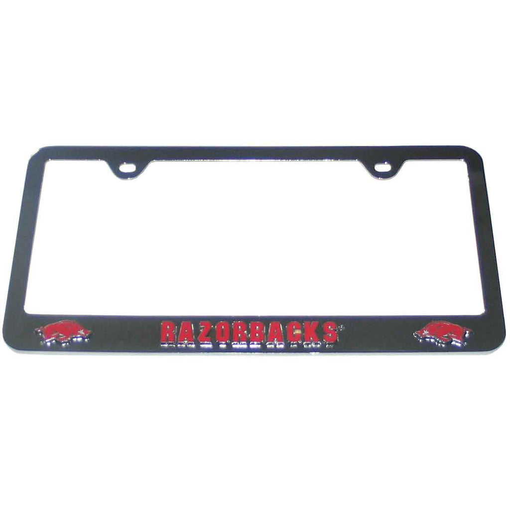 Arkansas Razorbacks Tag Frame
