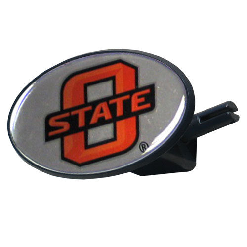 Oklahoma St. Cowboys Plastic Hitch Cover Class III