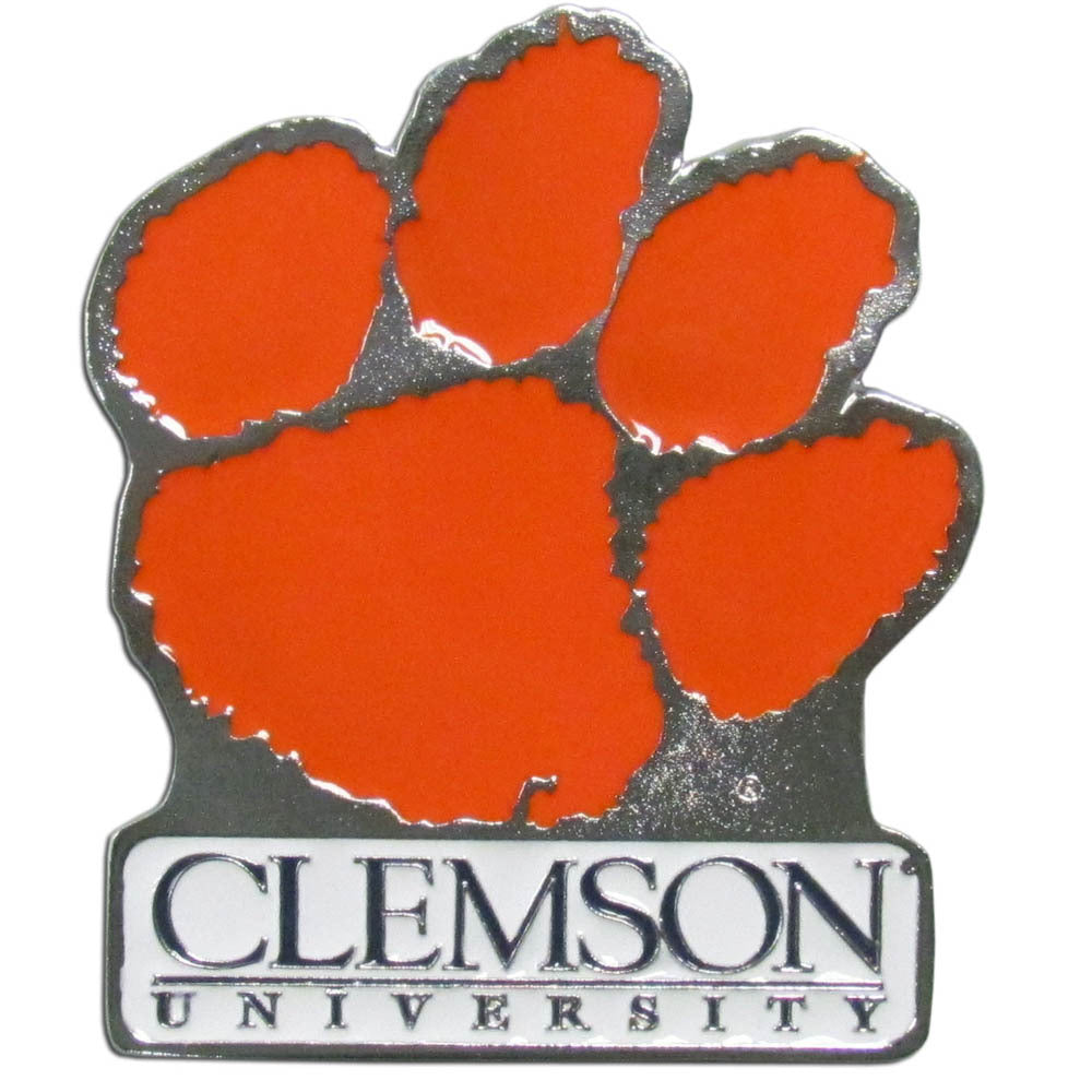 Clemson Tigers Hitch Cover Class III Wire Plugs