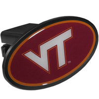Virginia Tech Hokies Plastic Hitch Cover Class III