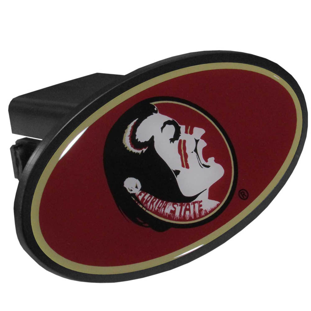 Florida St. Seminoles Plastic Hitch Cover Class III