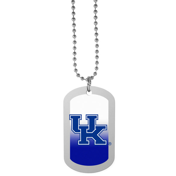 Kentucky Wildcats Team Tag Necklace