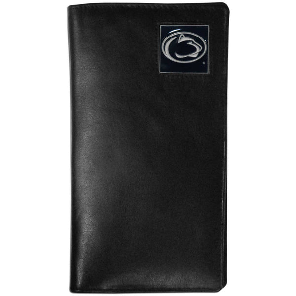 Penn St. Nittany Lions Leather Tall Wallet
