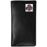 Ohio St. Buckeyes Leather Tall Wallet
