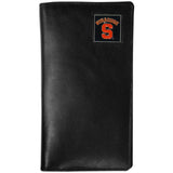 Syracuse Orange Leather Tall Wallet
