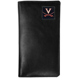 Virginia Cavaliers Leather Tall Wallet