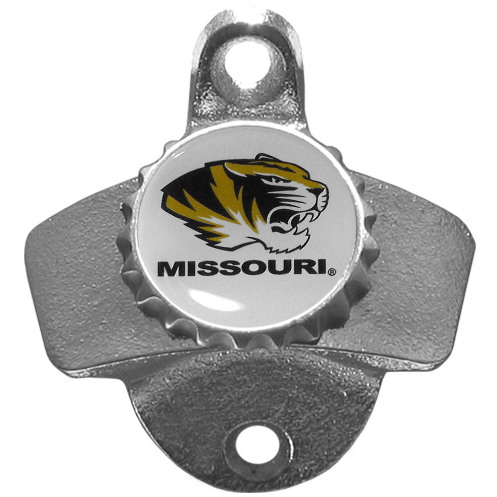 Missouri Tigers Wall Mounted Bottle Opener