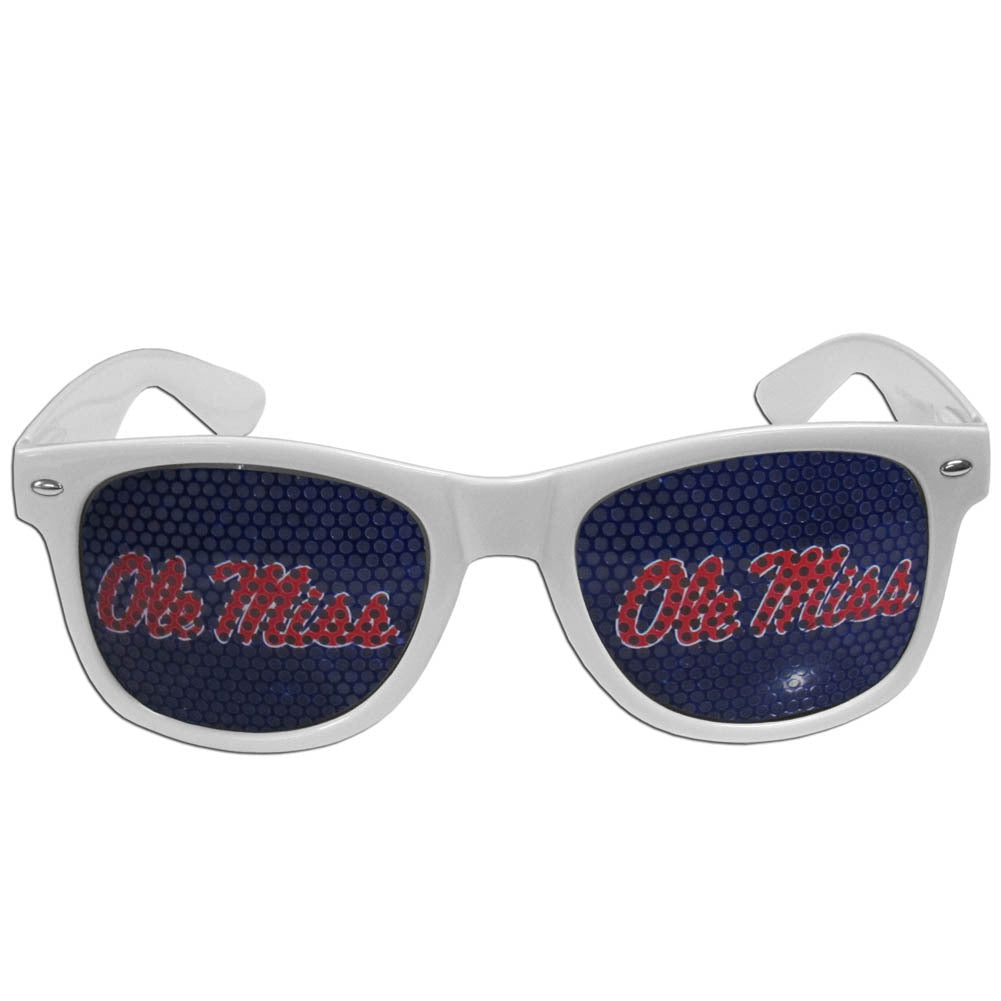 Mississippi Rebels Game Day Shades