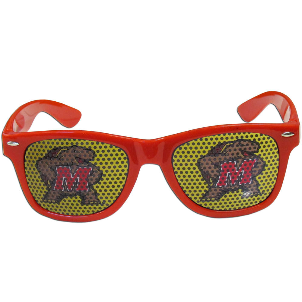 Maryland Terrapins Game Day Shades