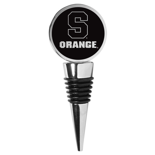 Syracuse Orange Wine Stopper