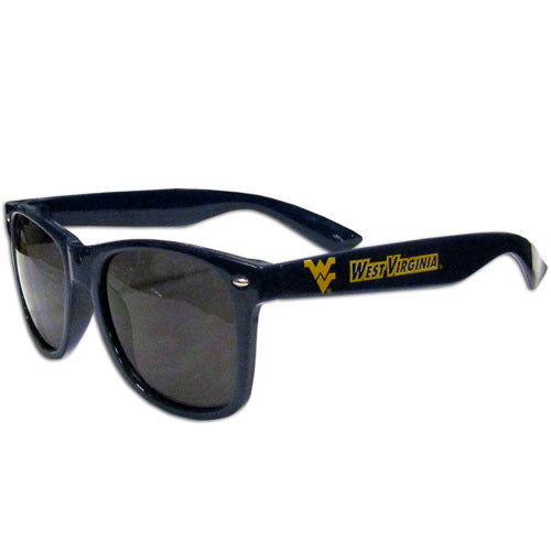 W. Virginia Mountaineers Beachfarer Sunglasses