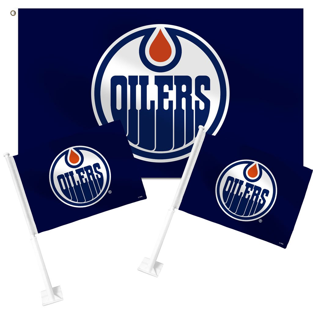 Edmonton Oilers Flag Kit