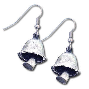 Dangle Earrings - Mushroom
