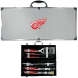 Detroit Red Wings? 8 pc Tailgater BBQ Set