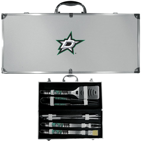 Dallas Stars? 8 pc Tailgater BBQ Set