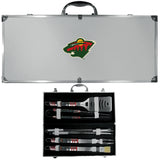 Minnesota Wild? 8 pc Tailgater BBQ Set