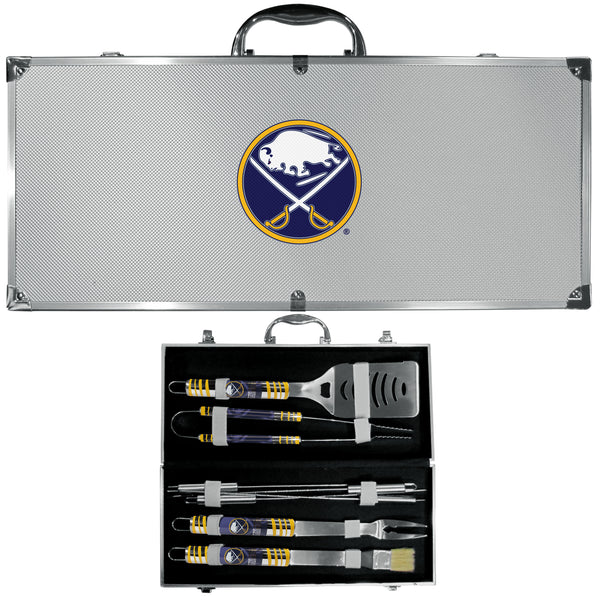 Buffalo Sabres? 8 pc Tailgater BBQ Set