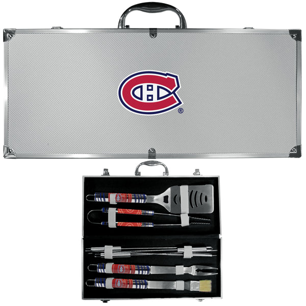 Montreal Canadiens? 8 pc Tailgater BBQ Set