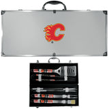 Calgary Flames? 8 pc Tailgater BBQ Set