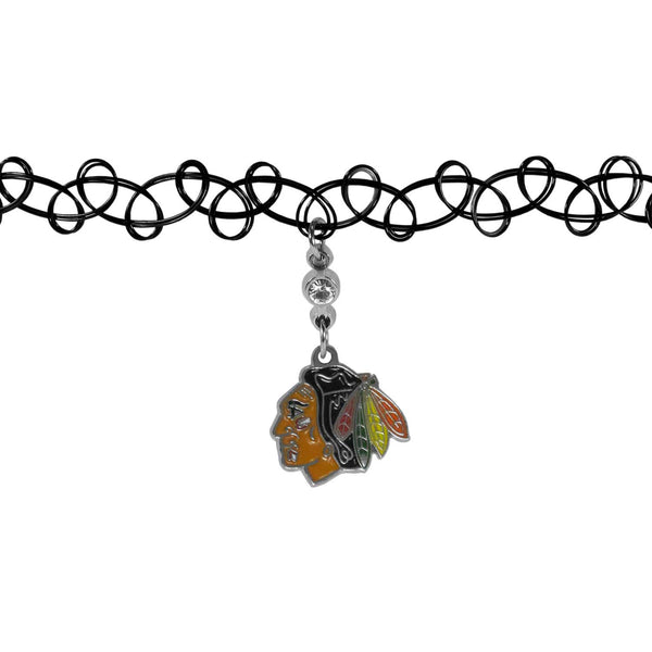 Chicago Blackhawks? Knotted Choker