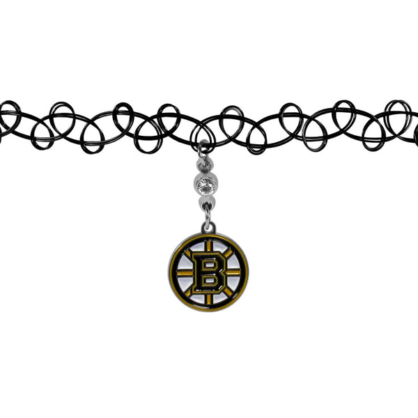 Boston Bruins? Knotted Choker
