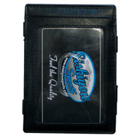 Carolina Hurricanes? Leather Jacob's Ladder Wallet