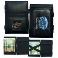 Minnesota Wild? Leather Jacob's Ladder Wallet