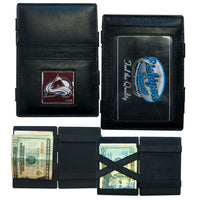 Colorado Avalanche? Leather Jacob's Ladder Wallet