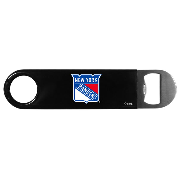 New York Rangers? Long Neck Bottle Opener