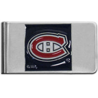 Montreal Canadiens? Steel Money Clip