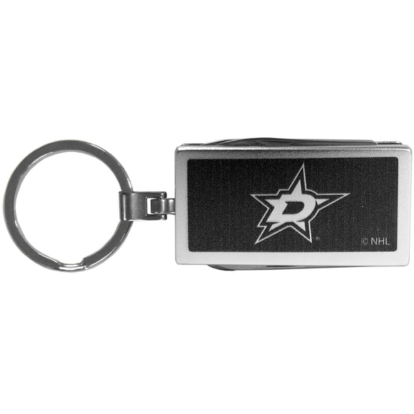 Dallas Stars? Multi-tool Key Chain, Black