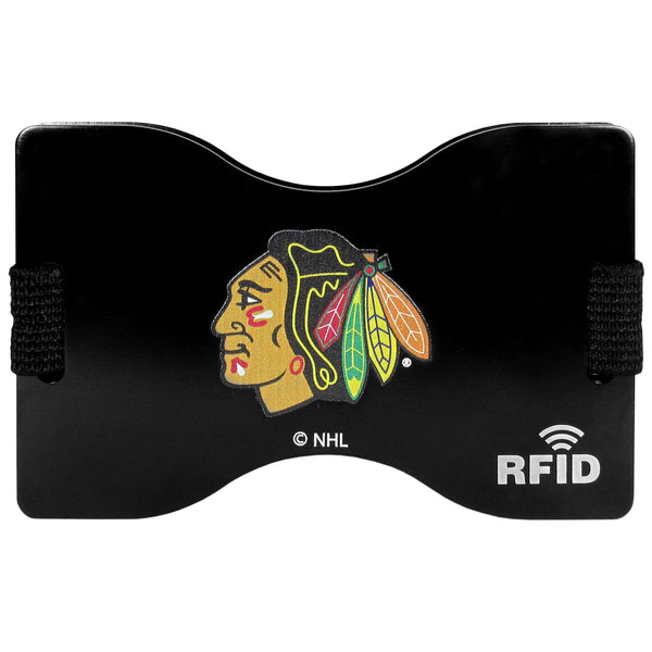 Chicago Blackhawks? RFID Wallet
