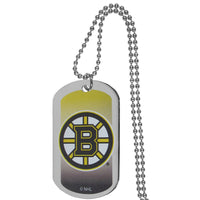 Boston Bruins? Team Tag Necklace