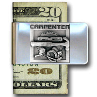 Large Money Clip - Carpenter