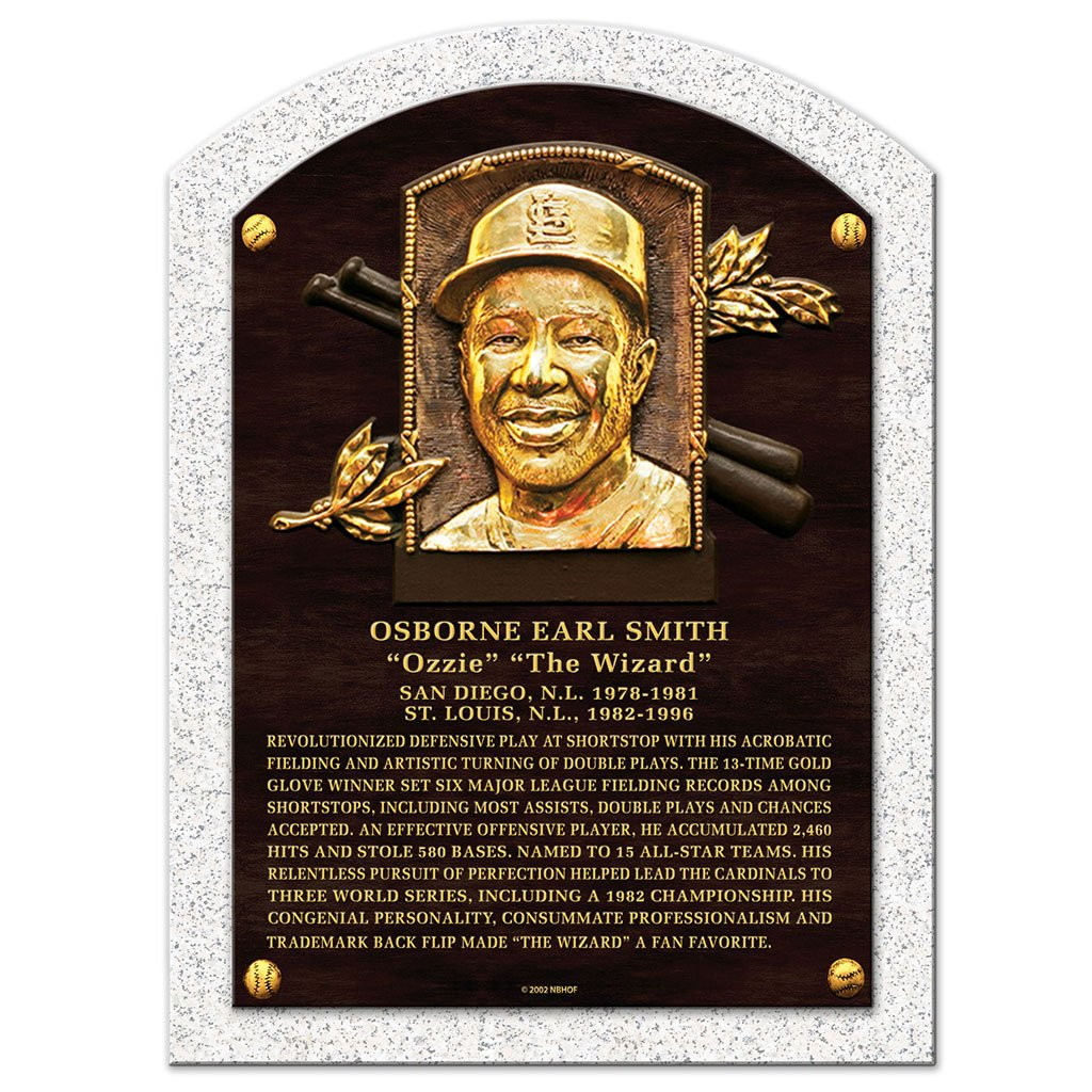 Ozzie Smith Legend 10