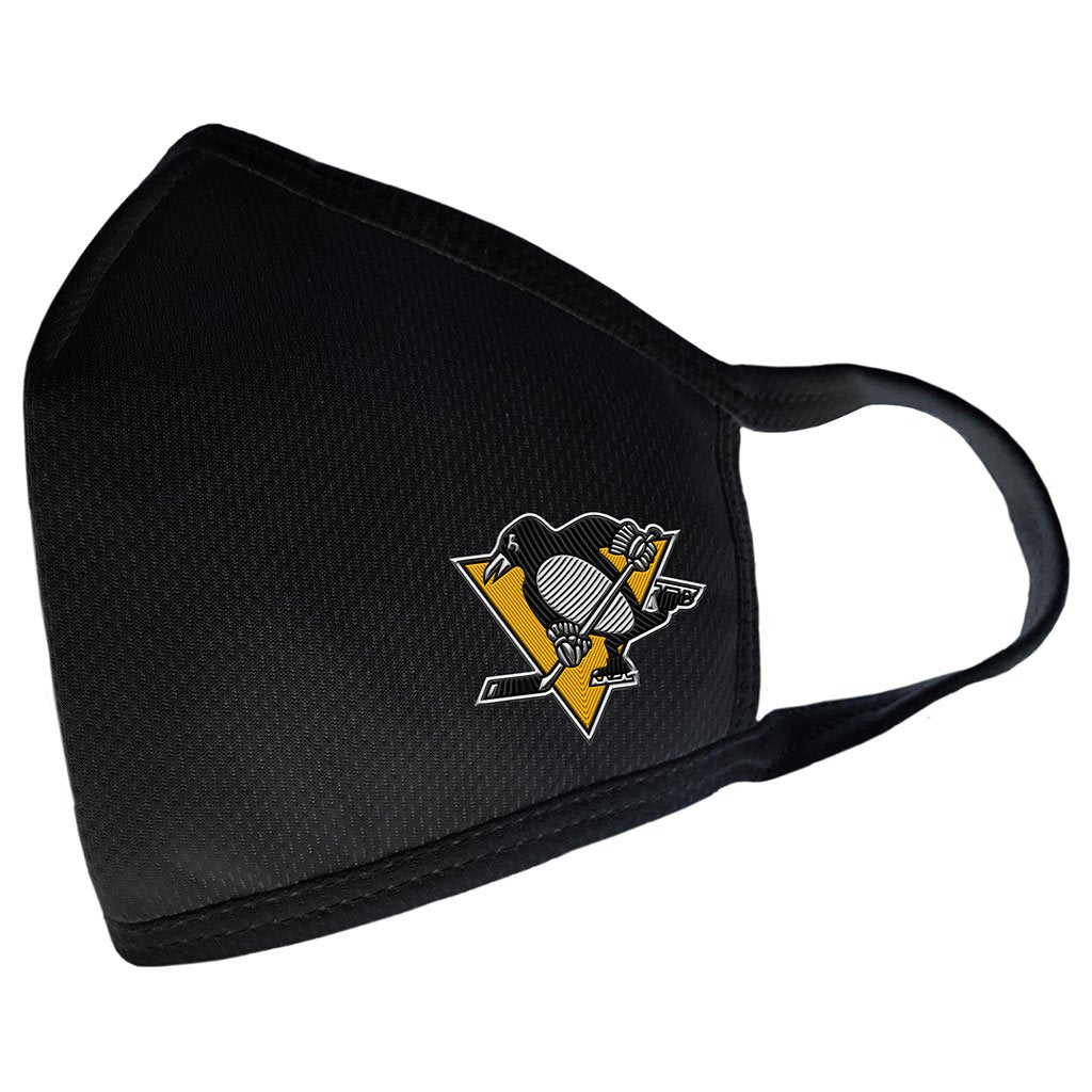 Pittsburgh Penguins Elite Face Cover - Primary Logo