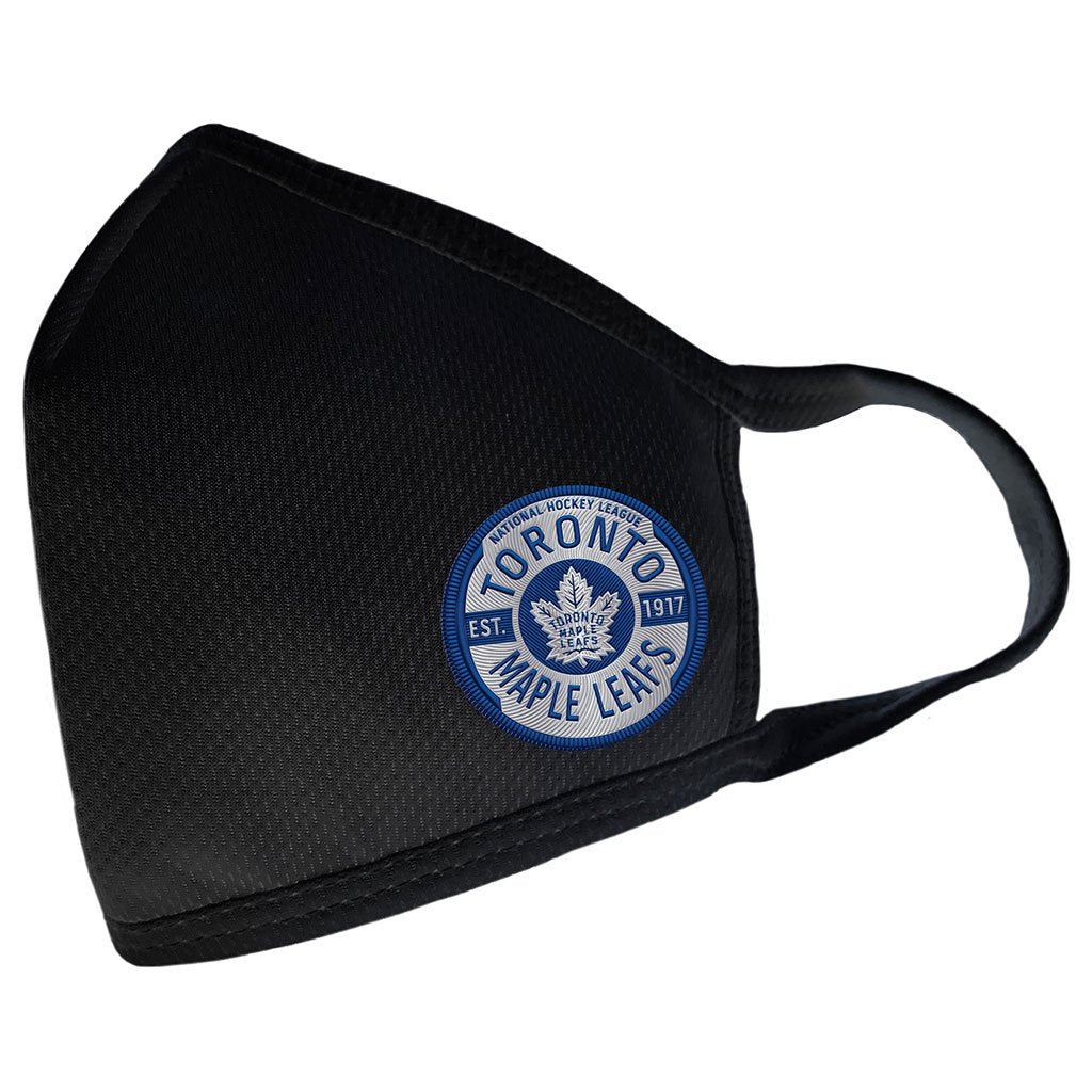 Toronto Maple Leafs Elite Face Cover - Gear Logo